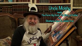 Uncle Moishy reads the Purim Big Book
