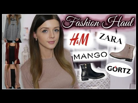 Zara mantel schwarz 2016