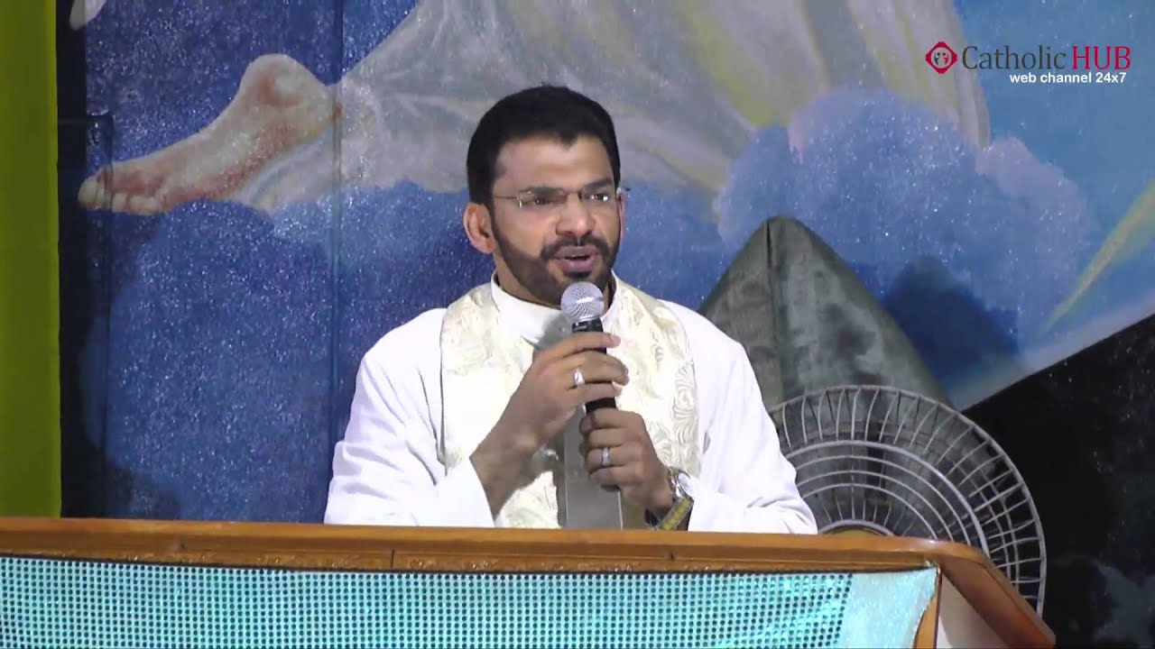 (Glory of the risen lord)  Preaching by:Rev.Fr.Benny(SVD) Divine Word Center,HYD,TS,INDIA05-04-2015