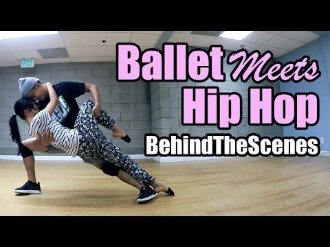 Ballet Meets Hip Hop | Behind The Scenes