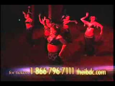 Layla and The Lotus Dancers @LasVegas performance Intro Video