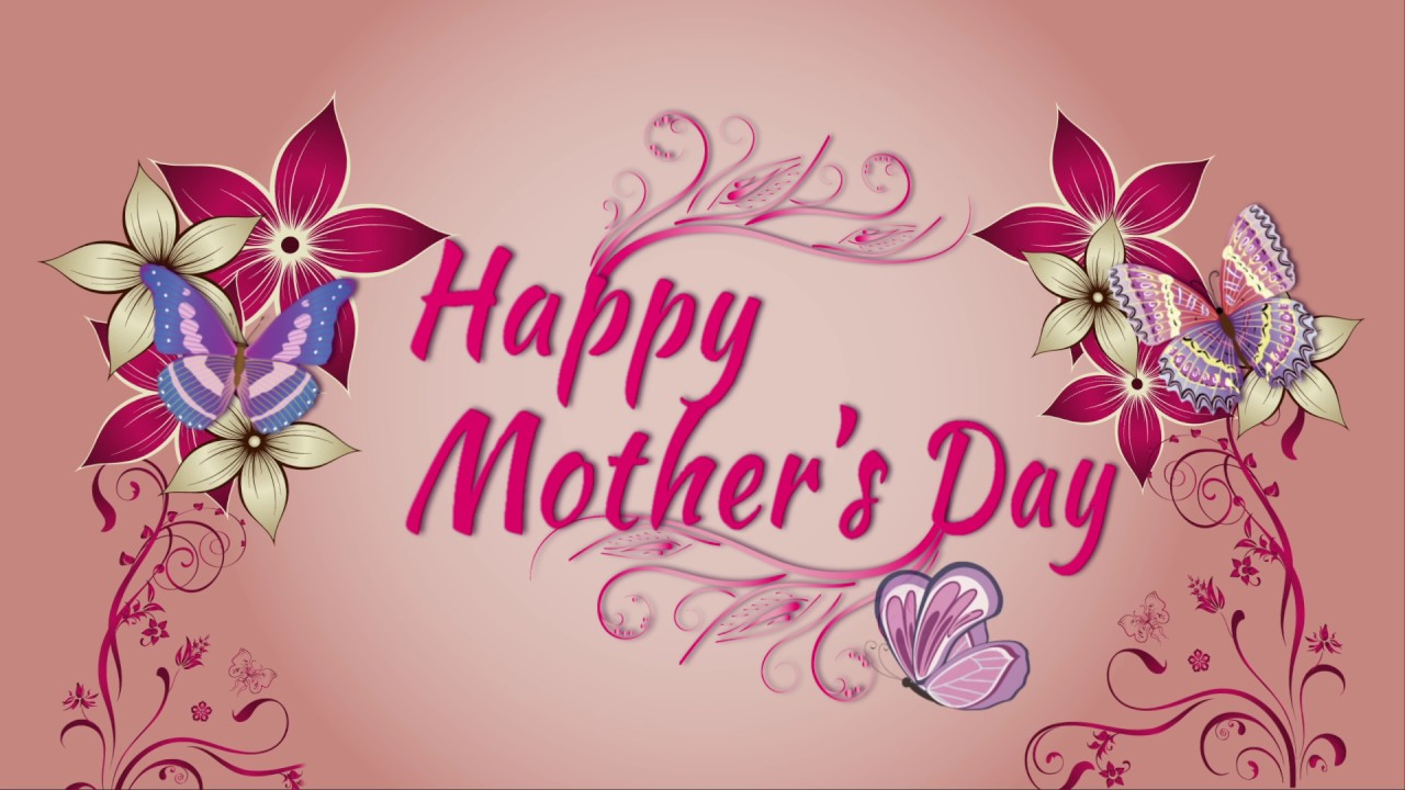 Happy mothers day animated card youtube happy mothers day animated card m4hsunfo