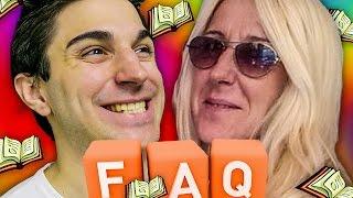 FAQ CON MIA MAMMA!! IL RITORNO DELLA DEMENZA!