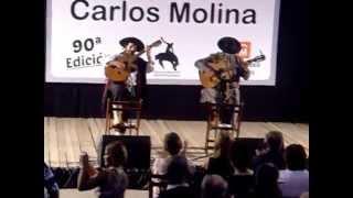 Payada entre Diego Sosa y Miguel Julian, 31.3.15 Rural del Prado