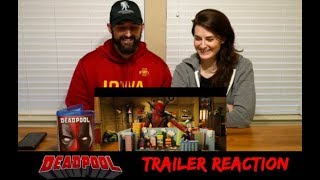 Deadpool, Meet Cable - Trailer Reaction