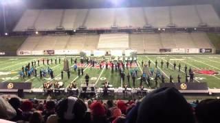 Jonesboro High School Band 2012 The Hunger Games