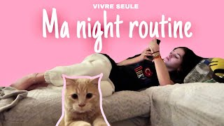NIGHT ROUTINE  - VIVRE SOLO
