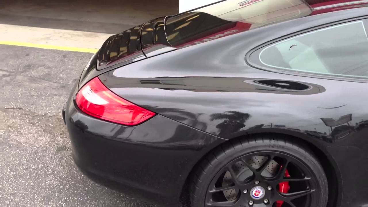 Porsche 997 Depo Led Tail Lights Similar To 997 2 Los