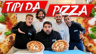 🍕 TIPI DA PIZZA | Elites