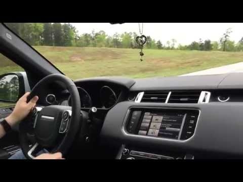 2015 Range Rover Sport HSE 3.0L Extended Test Drive