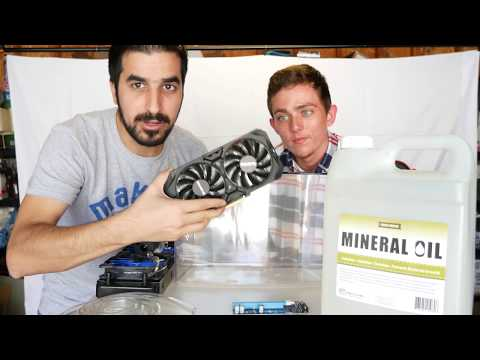 How Much Can You Make With Overclocking GPU Using Mineral Oil