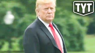 Trump Admits To SECRET Meeting