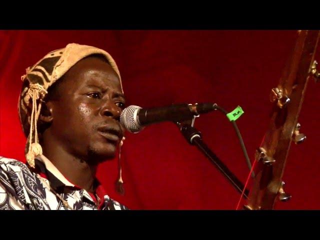 Tusk Festival 2015 —Baba Commandant & The Mandingo Band