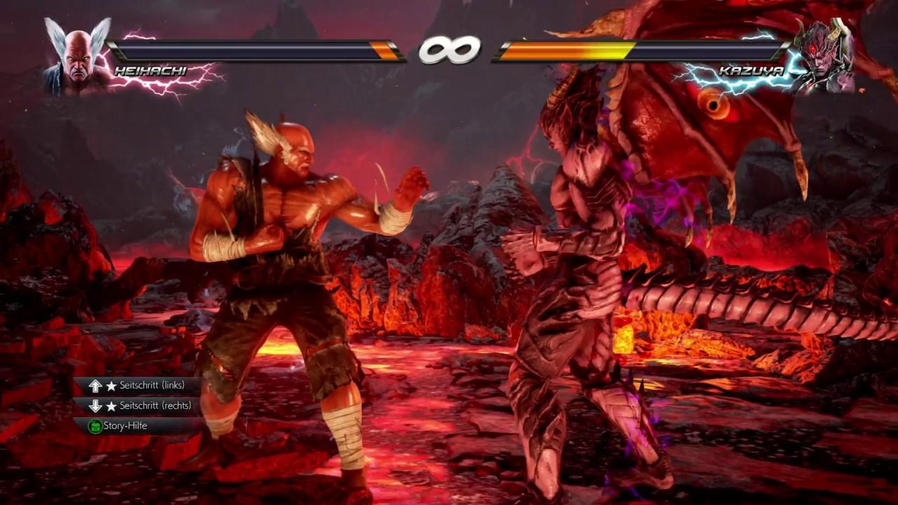 Group Of Tekken 7 Kazuya Vs