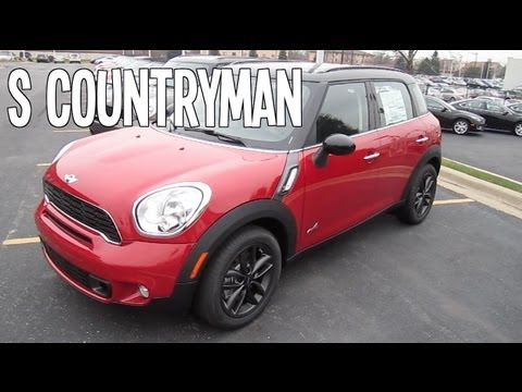 2013 mini cooper s countryman review youtube. Black Bedroom Furniture Sets. Home Design Ideas