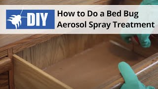Bed Bug Treatment Step 3B