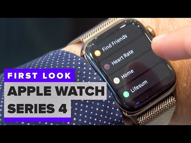 Hands On With The IPhone Xs Max XR And Apple Watch Series 4 Videos