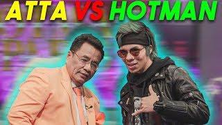 ATTA VS HOTMAN PARIS! Haters Nyinyir Bermasalah!