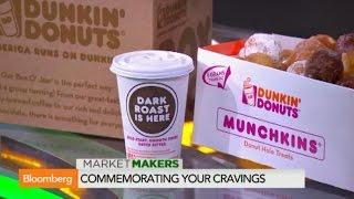 Dunkin' Donuts Pumpkin Flavor Is Everywhere: CEO