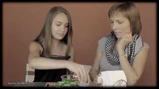 Challenge Baby Food with Yulia and Svetlana