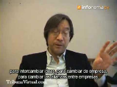 Hiroshi Tasaka La paradoja de la sociedad del conocimiento