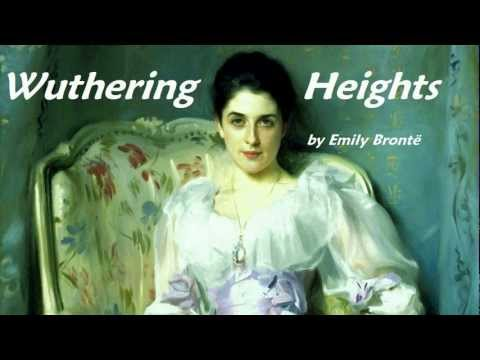 Wuthering Heights PART 1 - FULL Audio Book By Emily Brontë (Part 1 Of 2) V2