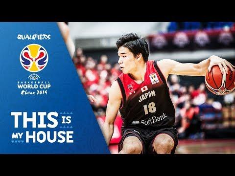 Japan v Kazakhstan - Highlights - FIBA Basketball World Cup 2019 - Asian Qualifiers