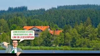 Allgäu-Hotel-Elbsee, Aitrang, Germany, HD revisión