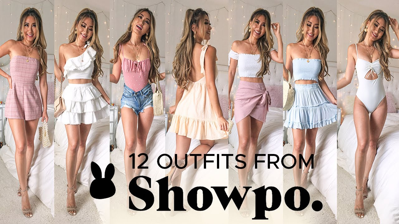 [VIDEO] - 12 SHOWPO outfits | TRY-ON HAUL & REVIEW 2