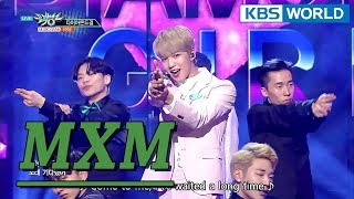 MXM - DIAMOND GIRL (다이아몬드걸) [Music Bank / 2018.01.19]
