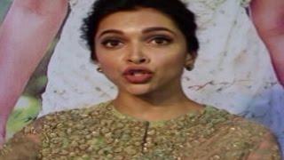 Deepika Padukone BLASTS out at a journalist
