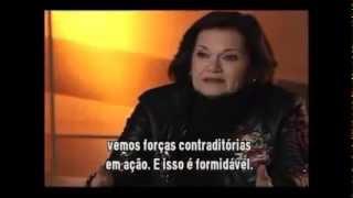 """ELISABETH ROUDINESCO I """"O Ser Humano e as Neurociências"""" I Entrevista"""