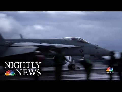 Dueling NATO And Russian War Games Play Out In Europe | Nightly News