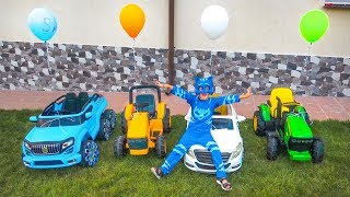Kids Ride on Power Wheels Toys and Pretend Play Car for Sale Games with Trucks, Cars, Tractors