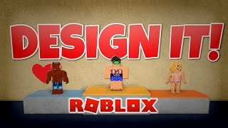 Design it / Roblox / BEST OUTFIT EVER!!