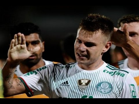 Santa Cruz 2 x 3 Palmeiras, Melhores Momentos - Série A 03/10/2016