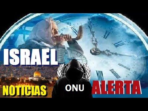 2018 ALERTA ROJA ISRAEL NOTICIAS