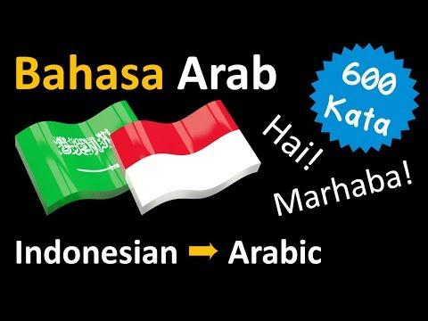 Belajar Bahasa Arab | Kosa Kata Frase Dan Tatabahasa | Bahasa Indonesia