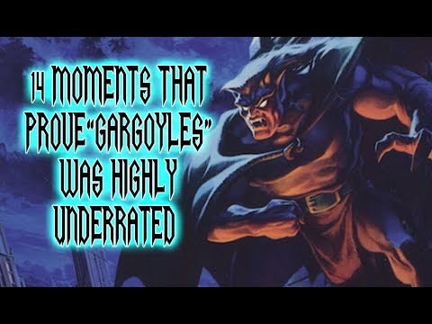 """14 Moments That Prove """"Gargoyles"""" Was Highly Underrated"""