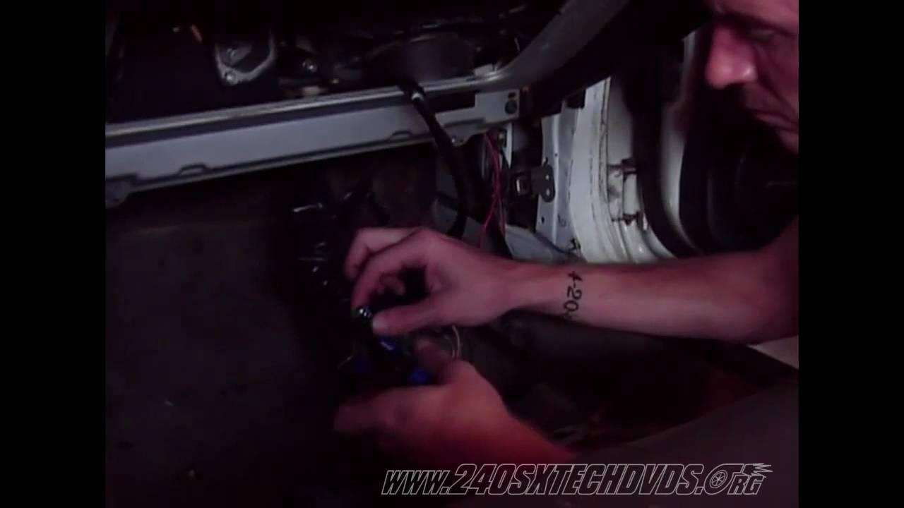 240sx S13 To Sr20det Safc2 Install And Setup S14 S15 Swap Drift Apexi Afc Neo Wiring Diagram Ka24det Build Wiringmp4 Youtube