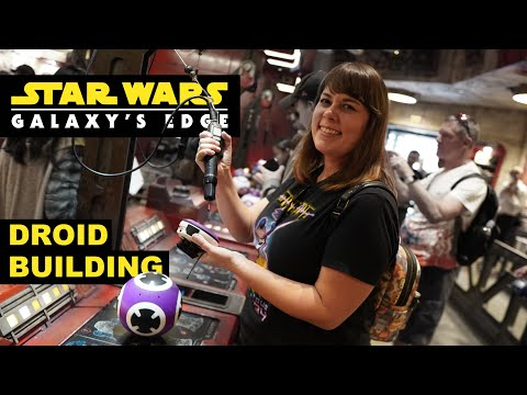 Building a Droid in Galaxy's Edge: What Will Kitra's BB-Unit Look Like?