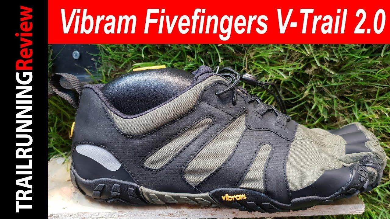 timeless design 8012e 0a9cd Vibram Fivefingers V-Trail 2.0 Preview