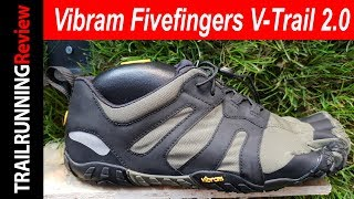 Vibram Fivefingers V-Trail 2.0 Preview