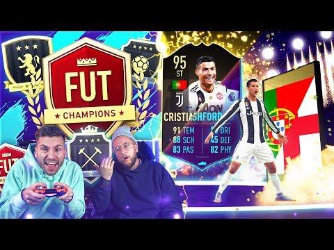 FIFA 19:Weekend League Schwitzen + 2..3 Packs öffnen !! thumbnail