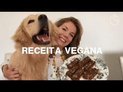 RECEITA de Barrinha Vegana de aveia com chocolate