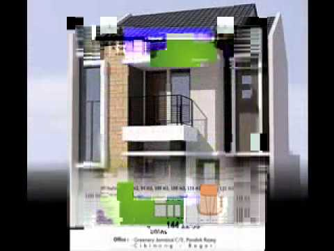 design rumah minimalis type 45 youtube