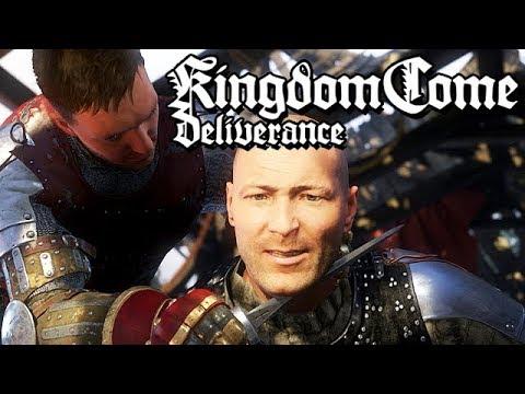Kingdom Come Deliverance Gameplay German #18 - Das Ende ?