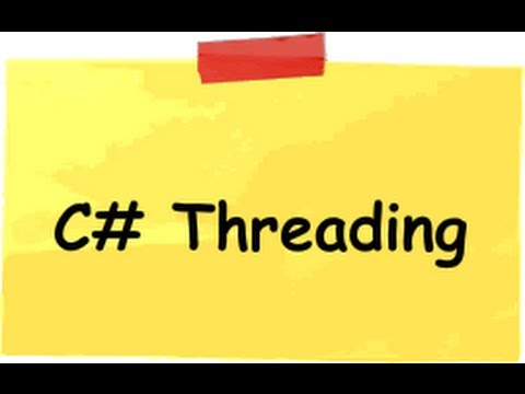 c# (Csharp) threading interview question:- What is thread,background thread and foreground thread ?