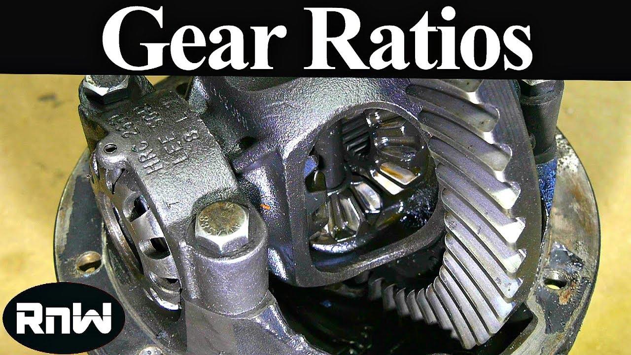 Car Mod for More Torque - Gear Ratios Explained