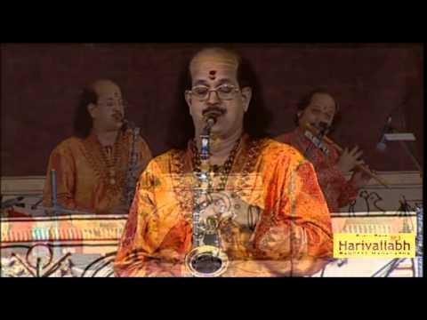 Dr. Kadri Gopal Nath & Pandit Ronu Majumdar - The 133rd Harivallabh 2008 - Part 2